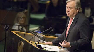 UN Secretary General Says Poverty Rising For First Time In 30 Years