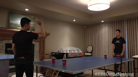 A day in the life of a trick shot champion!