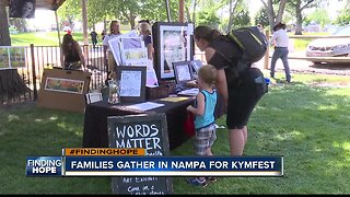 Family brings community together after tragic loss