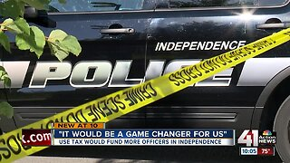 Independence makes final push for local use tax to fund police, animal shelter