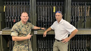 Military Grade Firearms Storage - Nothing Like Your Grandfather's Gun Safe