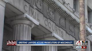 Greitens's lawyers accuse prosecutors of misconduct - Video