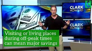 If you're retired, let the calendar save you money! - Video