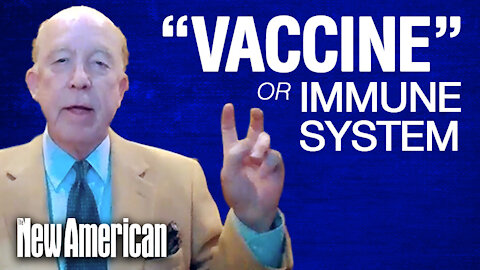 """Dr. Hotze: Immune System, Not Experimental """"Vaccines,"""" Protect From COVID"""