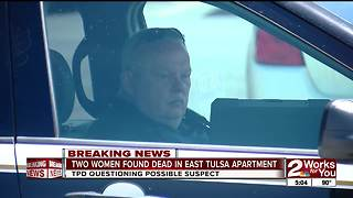 TPD investigates double homicide - Video