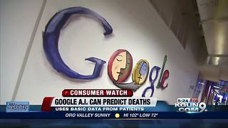 Google's AI death predictor envisions your death - Video