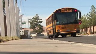 Driver shortage in Las Vegas means tardy school buses - Video