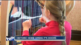 Historic North Buffalo home opens it's doors for unique fund raiser - Video