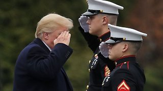 President Trump's Military Parade Could Cost Up To $30 Million - Video