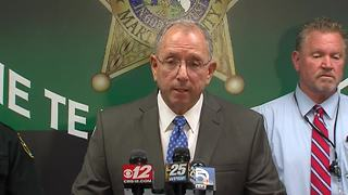 Martin Co. Sheriff on Indiantown shooting - Video