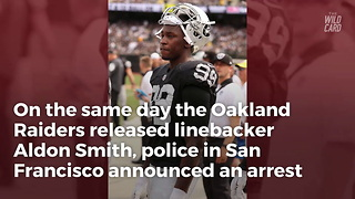 Arrest Warrant Issued For Recently Cut NFL Player