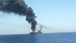 UK blames Iran for oil tanker attacks: government source