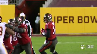 Buccaneers confident with Tom Brady leading the way