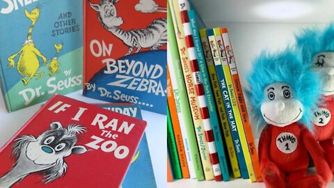 A Bunch Of Dr. Seuss Books Are Being Pulled Because Of 'Racial Stereotypes'