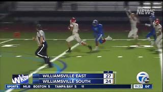 WNY Week 3 High School Football Highlights - Video