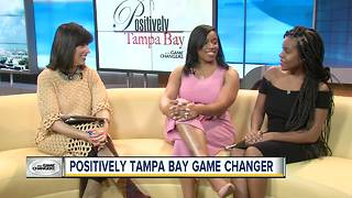 Positively Tampa Bay Game Changer: Altrichia Cook - Video
