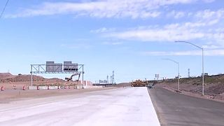Phase One of Interstate 11 opening Wednesday in Henderson - Video