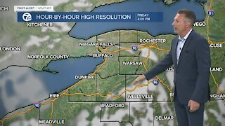 7 First Alert Forecast 5am Update, Friday, May 14
