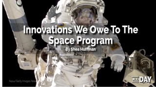 NASA inventions you didn't know they created - Video