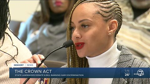 Bill that seeks to ban hair discrimination in Colorado passes state committee