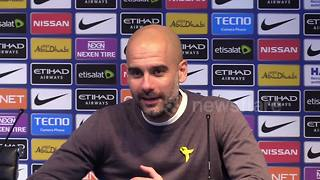 Guardiola gives classy response to Pogba injury jibes - Video