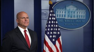 Lt. Gen. H.R. McMaster Will Resign As National Security Adviser - Video