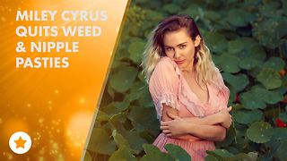 Miley gets candid about Liam and being sober - Video