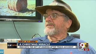 Science, medicine deliver a Christmas miracle - Video
