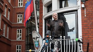 The UK And Ecuador Could Be Near A Deal To Evict Julian Assange - Video