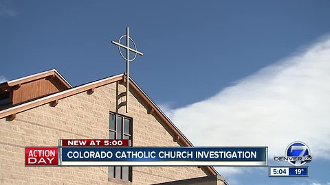 Review of Catholic church sexual abuse to be undertaken in Colorado; reparations program planned