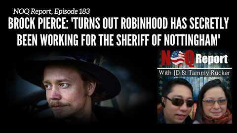 Brock Pierce: 'Turns out Robinhood has secretly been working for the Sheriff of Nottingham'