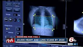 20,000 heart and lung scans at Hendricks Regional Health - Video