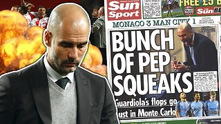 Have Manchester City Proved That Pep Guardiola Is ACTUALLY Overrated?! | UCL Review
