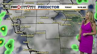 FORECAST: Storm Chances Increasing