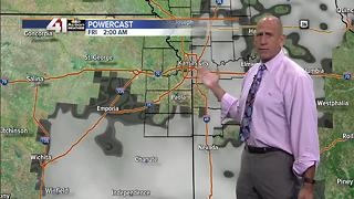 Gary Lezak's Early Evening Forecast Update, 06-15 - Video