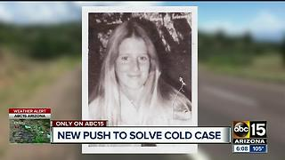 Cold case near Payson reopens 38 years after death - Video