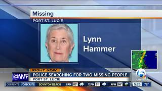 68-year-old woman missing in Port St. Lucie - Video