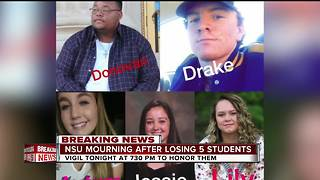 NSU mourns loss of 5 students - Video