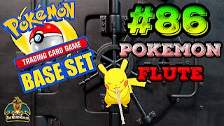 Pokemon Base Set #86 Pokemon Flute (Card Vault)