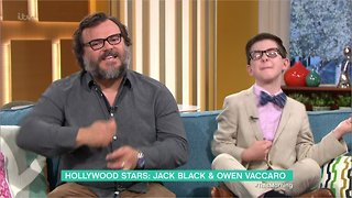 Jack Black Releases a Let's Play Video