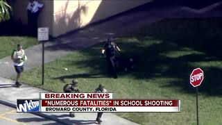 7 Eyewitness News at 5pm Florida Shooting Coverage