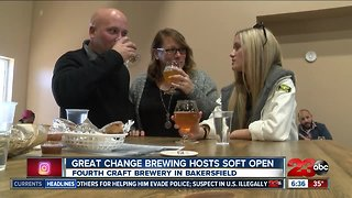 New brewery opens in Bakersfield