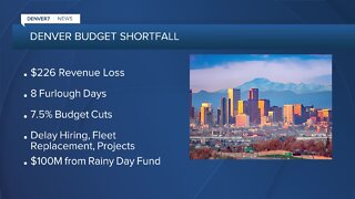 Denver city offices closed due to furlough day