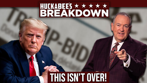 THIS ISN'T OVER! EXPLOSIVE Senate Hearing On Election FRAUD | Breakdown | Huckabee