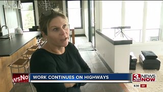 Work continues on highways