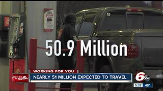 More than 51 million people expected to travel this holiday season - Video