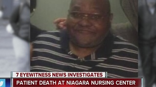 7 Investigates: Another Death at Niagara Rehab Nursing Home - Video