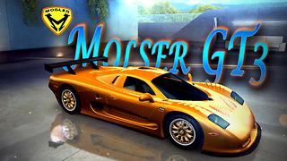 Asphalt 8 - Final Cup 3 (Mosler GT3) - Video