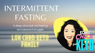 Intermittent Fasting   Why?