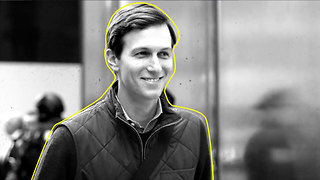 Who Is Jared Kushner? Narrated by Justin Long